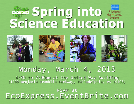 SpringintoScienceEducation2013